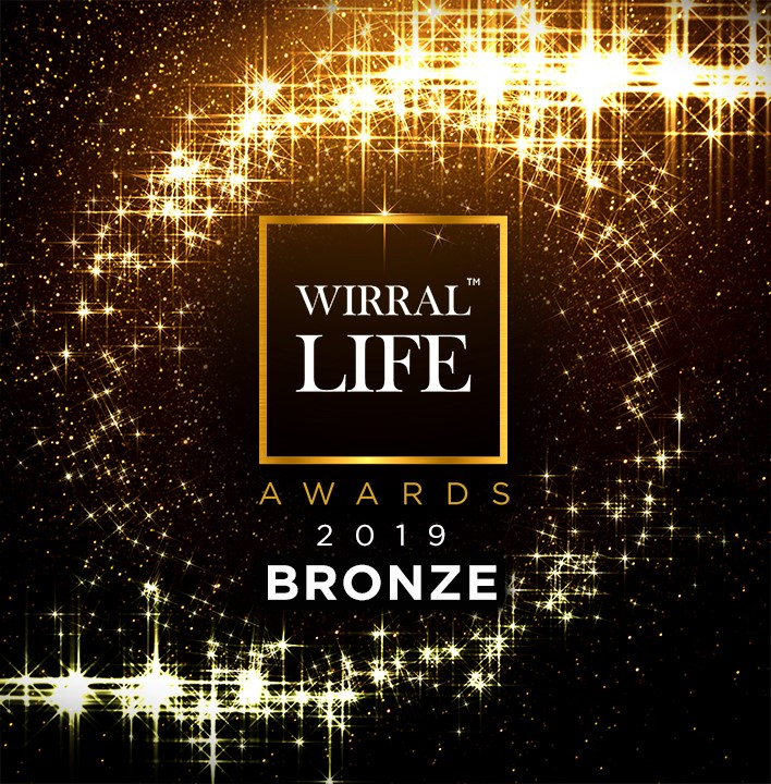Wirral Life Bronze Award 2019